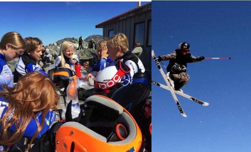 Campen er målrettet unge skiløbere (7-15 år), som er interesseret i at komme på en uges intensiv træningstur med fokus på teknik, port træning, freestyle og socialt samvær med andre skiløbere på tværs af alder.